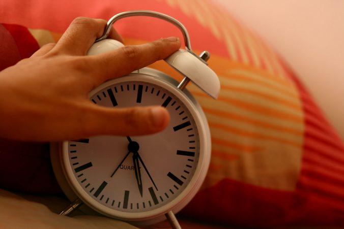 uitslapen is niet goed voor je